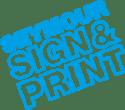 Seymour Sign and Print Logo